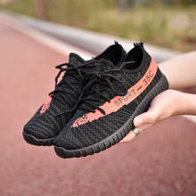 2017 Coconut Shoes female Casual Breathable Sports Shoes Running Nets Shoes