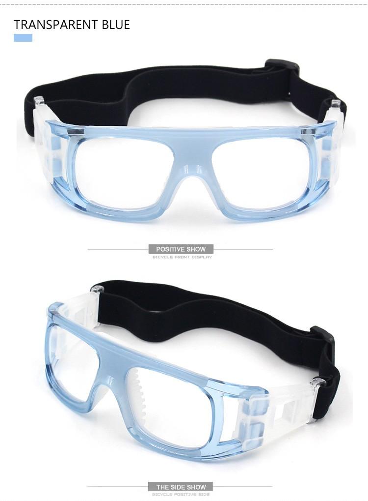 312cabbab9b99 À fort impact plein cadre lunettes de sport de protection handball  basket-ball lunettes