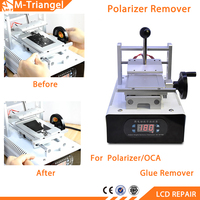 Factory outlet Mobile Phone Touch Screen Clear OCA Remove Polarizer Glue Removing Machine , Lcd Glue Remover
