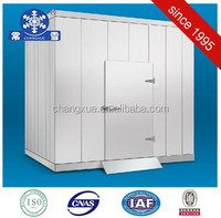 Safety and reliability of the mobile chiller room
