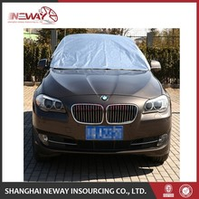 2017 New Model car cover leopard for wholesale
