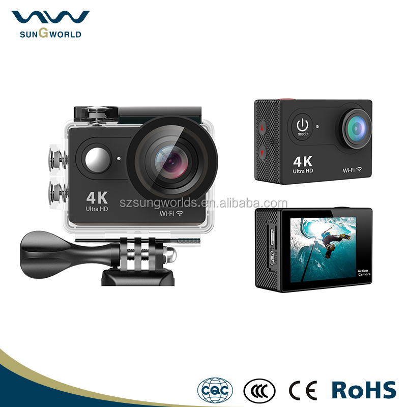 CK-800 Ultra HD Wifi 4K Night Vision Underwater dslr 4k camera