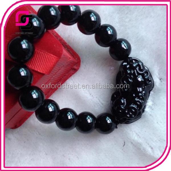 2014 Yiwu Supplier Bead Bracelet Cheap Buddha Head Bracelet