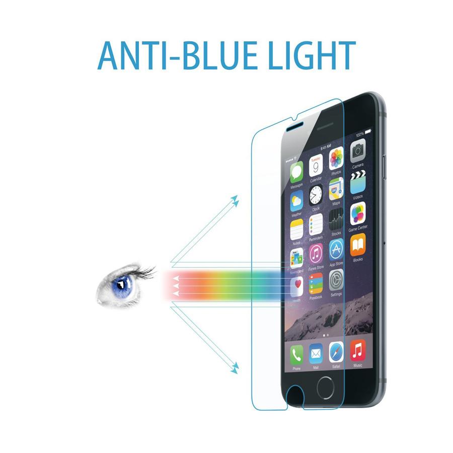 Wholesale 9h Anti Uv Light Cut Premium Tempered Glass Anti