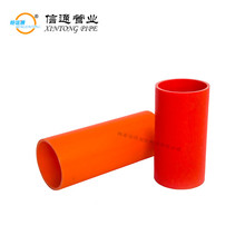 china mpp cable protective sleeve electric power pipe wire conduit tube for electric cable