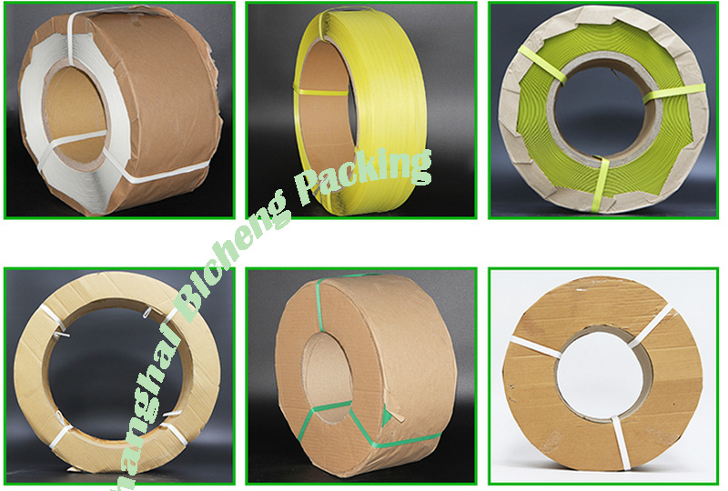 PP Strap/Polypropylene Strap apply to package with high tension