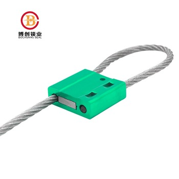 One Time Container Cable High Security Seal Bc-c204 - Buy Cable ...