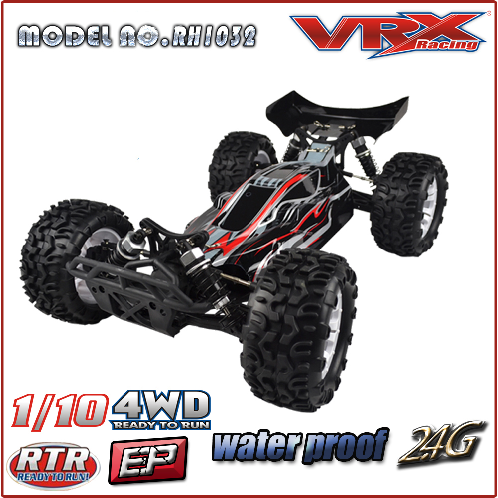 VRX racing Brushless pro limited edition buggy