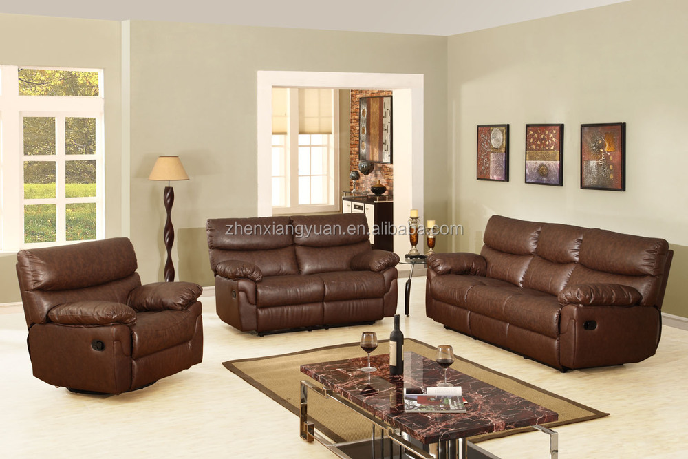 SF3606 3 seater recliner leather sofa/lazy boy leather recliner sofa & Sf3606 3 Seater Recliner Leather Sofa/lazy Boy Leather Recliner ... islam-shia.org