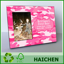 My First Deer Camo Picture Frame My First Deer Camo Picture Frame