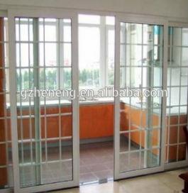 Gr ciles pvc puertas correderas interiores puertas for Precio de puertas francesas