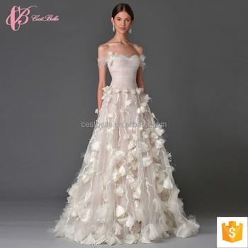 Luxury Off Shoulder Civil Slim Fit Plus Size Long Married Wedding ...