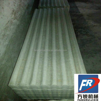 Competitive Price Asbestos Roofing Tile Machine/fiber ...