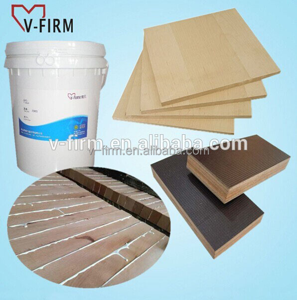 Water Based High Initial Viscosity Polyvinyl Acetate Resins