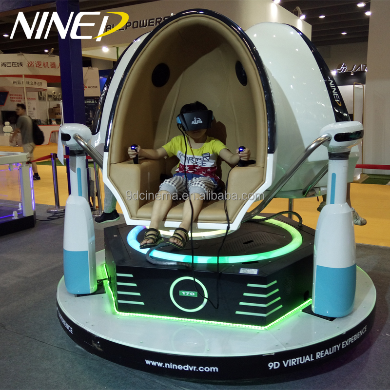 Simple Design Ans Easy Operation 4d Simulation Ride 9d Egg Vr Cinema  Virtual Reality - Buy 9d Egg Vr Cinema Virtual Reality,9d Egg Vr Cinema,4d
