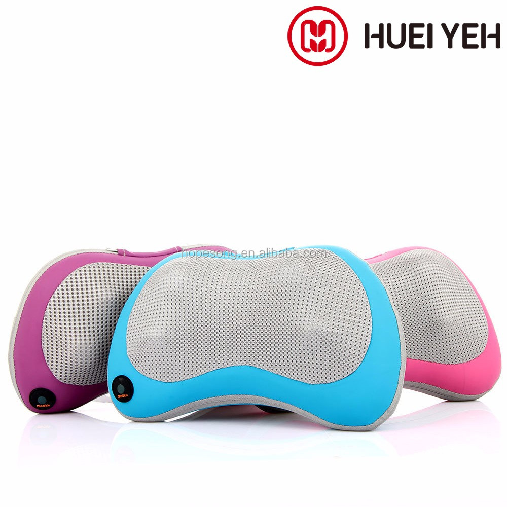 Hy-8852 Electric Neck Back Massage Pillow