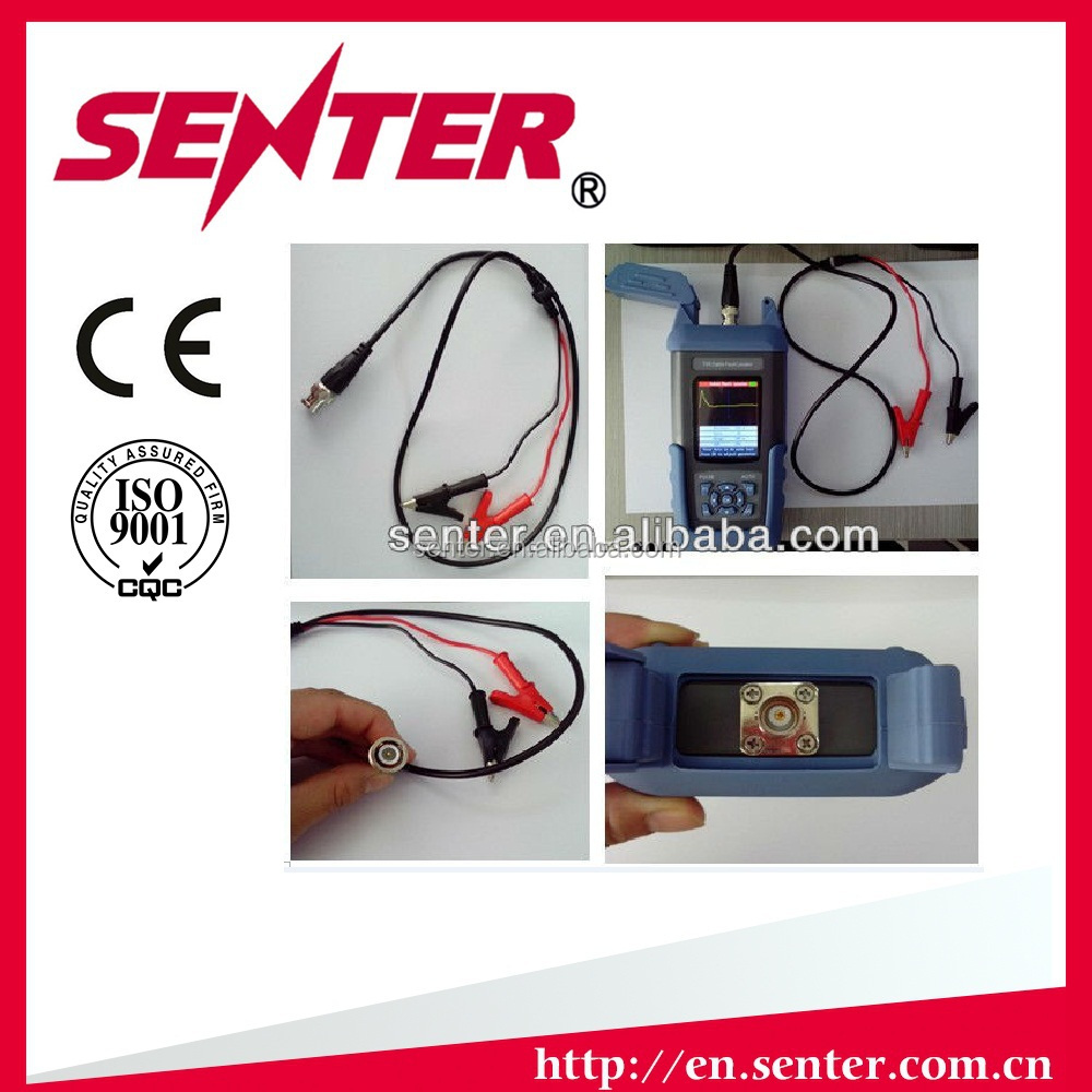 SENTER ST612 hot sale telecom cable fault locator TDR