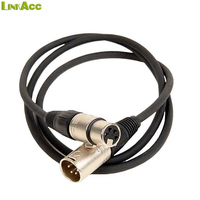 Linkjc Power Flex 4-Pin to XLR Power Cable