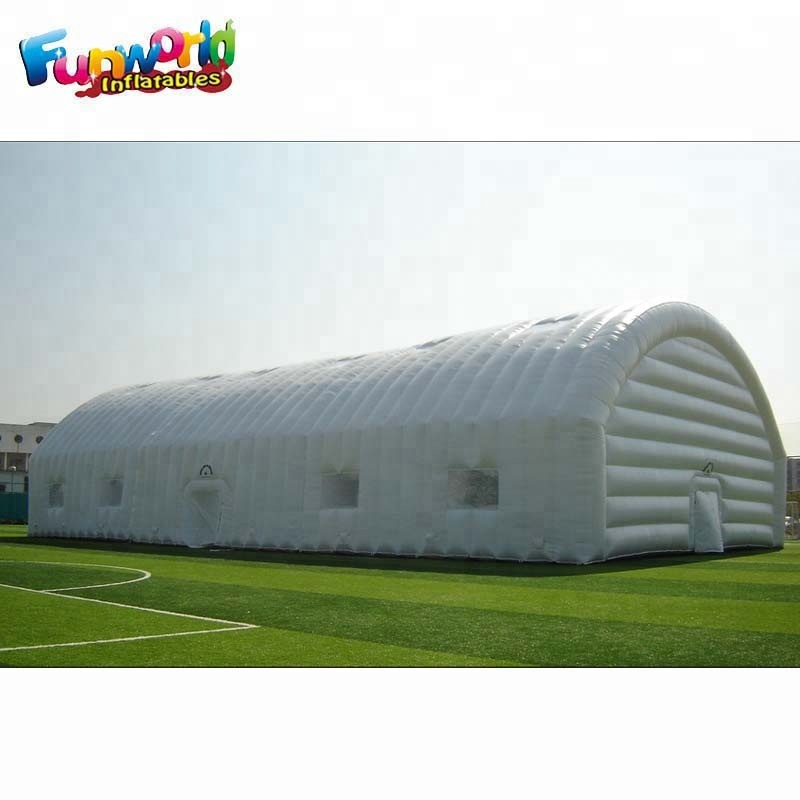 2019 airdome inflatable cube camping tent inflatable tent for event