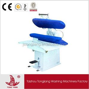 Popular electric ironing board industrial steam iron press ironing machine
