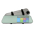 1080P Car DVR Double lens Car camera rearview mirror Video Recorder Mirror Dash cam With Auto Blackbox Night Vision G-Sensor