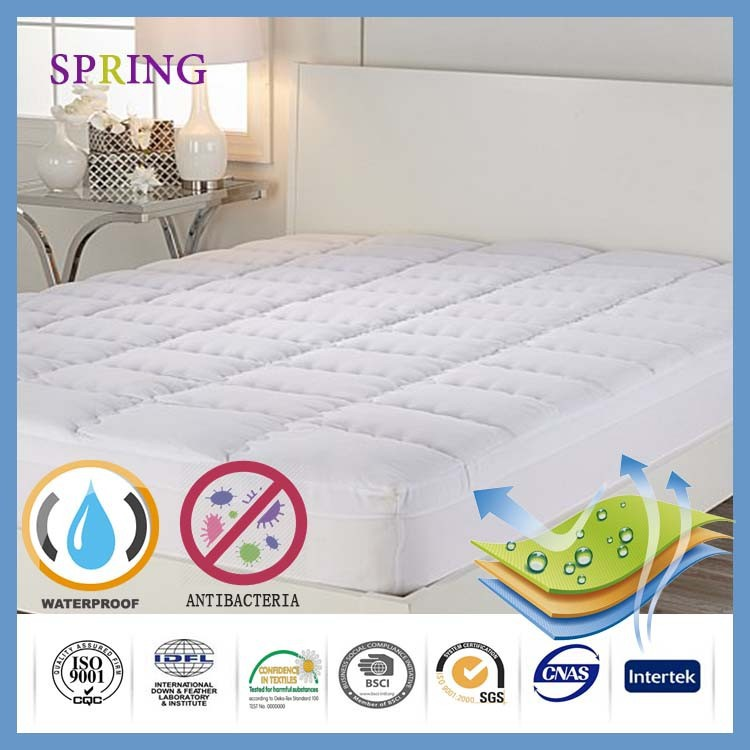 Adult Age Group and Crib/twin/full/queen/king size bed bug proof mattress cover hot sale on Amazon
