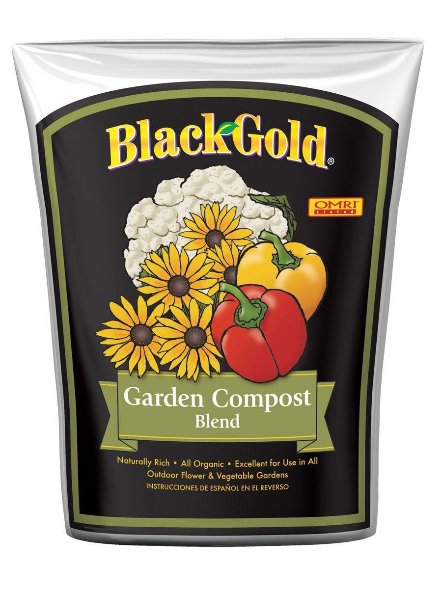 Black Gold Compost 1 Cu. Ft.