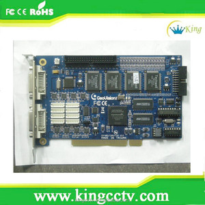 High quality16 Channel HD-SDI Full-HD Cost-effective Compression Card