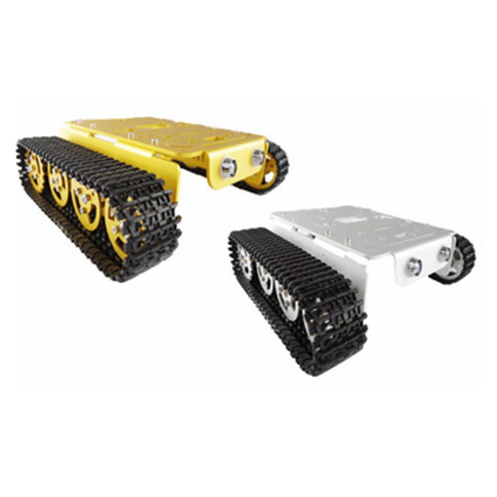 Oficial DOIT T200 RC Tanque Chassis Crawler Intelligent Car Robot Obstacle Trator-Parede E Barrowload Obstacle
