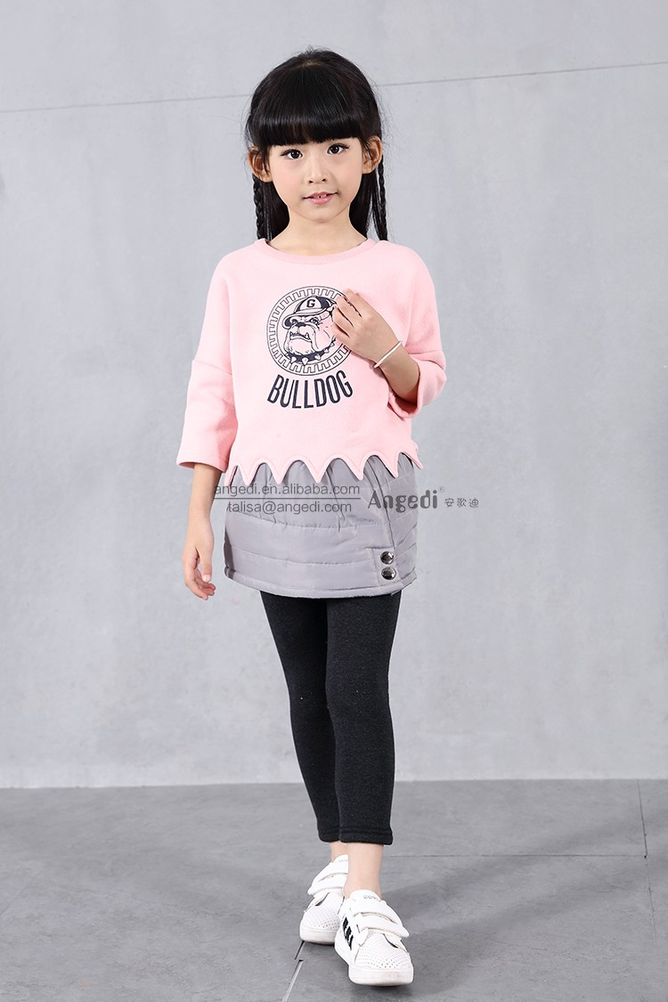 Wholesale Brand Name Clothing Fashionable Girls Clothes ...