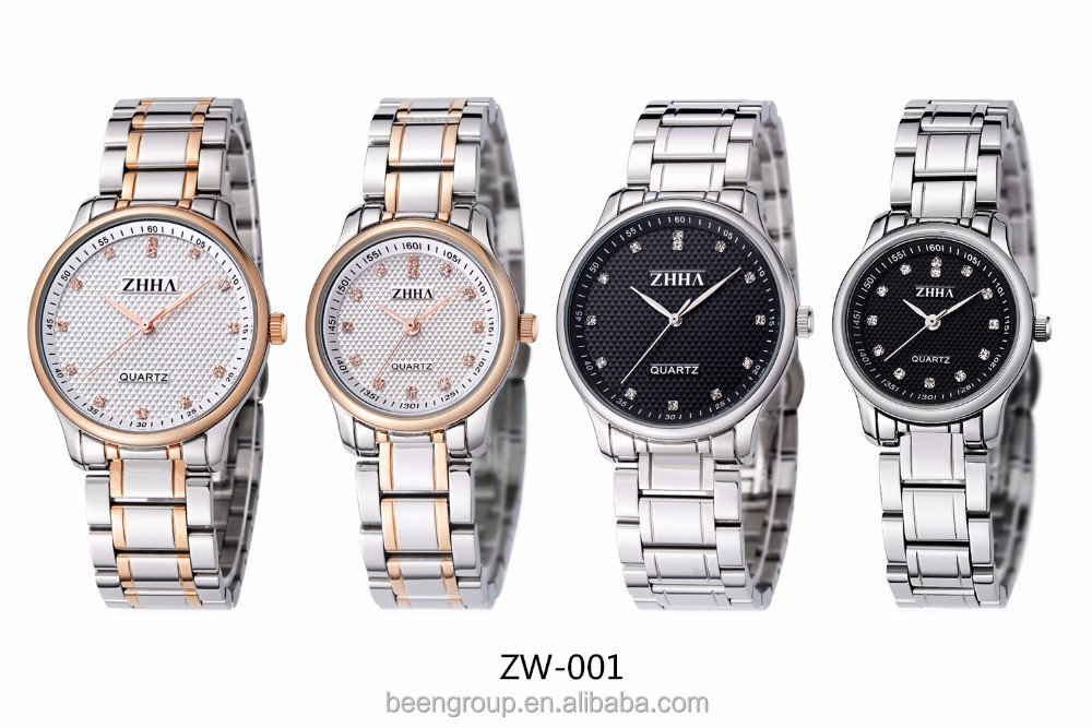 2016 China ZHHA Brand watch ZW-001 waterproof watch