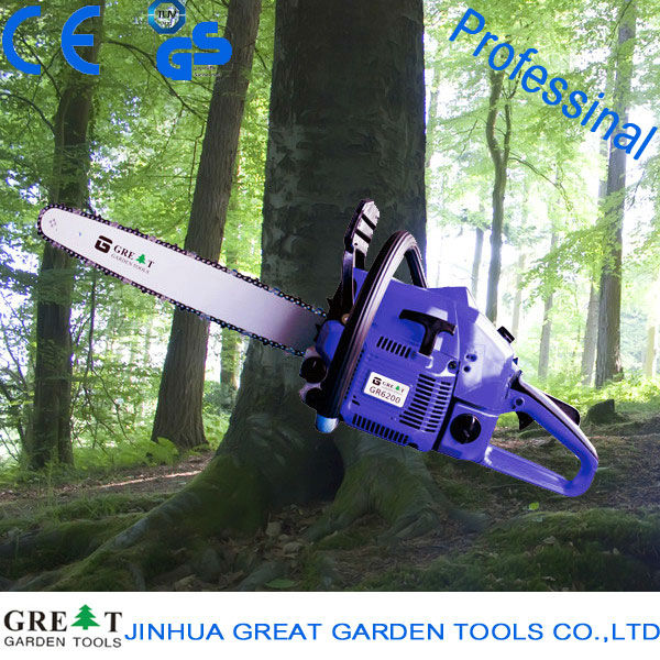 professional and good quality 25cc/38cc/45cc/52cc/58cc/62cc/65cc chainsaws king saw chain