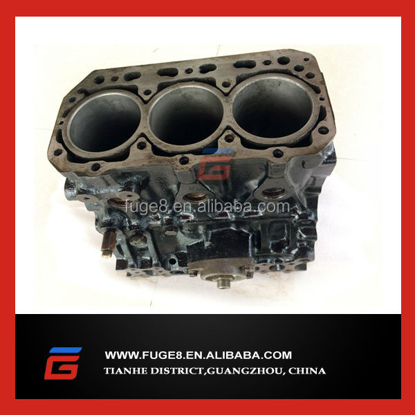 For YANMAR Diesel 3D84 Engine Cylinder Block