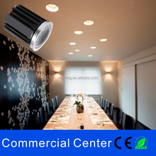 led COB ceiling light die-cast aluminum super brightness with dimmable external driver