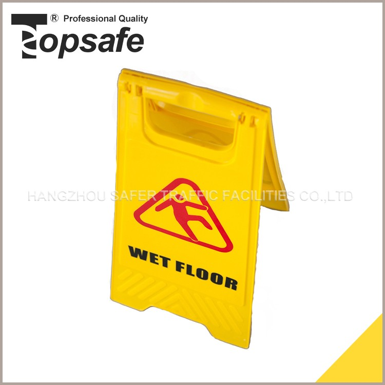 Free Sample Caution Sign Board Warning Post