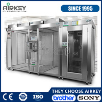 LCD or LCM Class 10000 Dust Free Turnkey Modular Clean Room