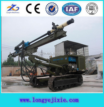 Hydraulic Power Rotary Drilling Rig G150YF With CE&ISO Certificate