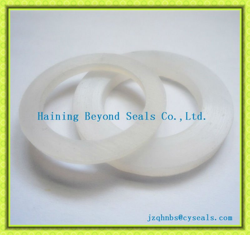 Clear Silicone Rubber Gasket, Clear Silicone Rubber Gasket Suppliers ...