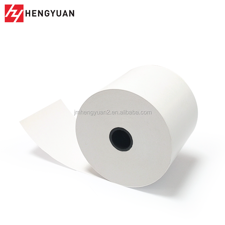 Cash Register Thermal Paper In Rolls For POS And ATM Machine
