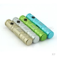 ecigarette 2014 7 colors Colored smoke e cigarette kamry 1600 mah new x7 ecig wholesale e-cigs oem battery