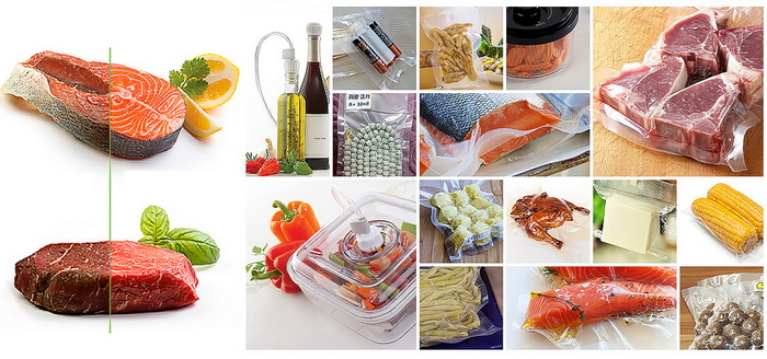 High Quality used Vacuum sealer machine/food vacuum sealer machine