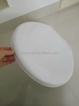 PP Luxury Round Soft Close Portable Toilet Seat Cover 1086