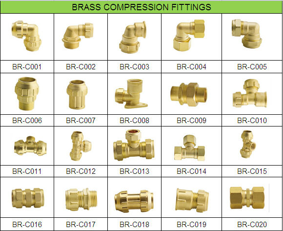 high quality brass compression fittings view brass. Black Bedroom Furniture Sets. Home Design Ideas