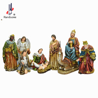 18 Inch christmas nativity scenes figures