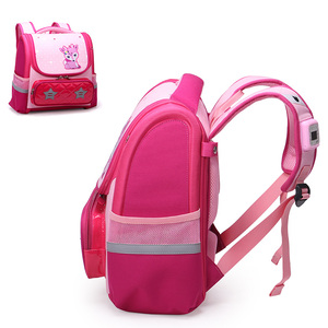 smart GPS school bag, Kindergarten student book bag gps tracking bag gps tracker backpack from China
