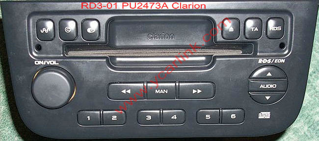 Wiring Diagram Foronic Cd Mp3 Player