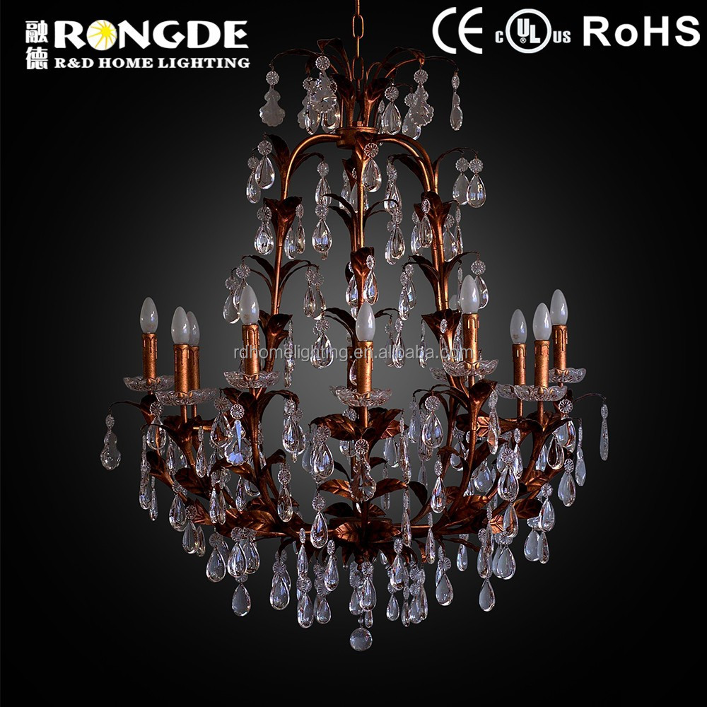 Metal leaf chandelier metal leaf chandelier suppliers and metal leaf chandelier metal leaf chandelier suppliers and manufacturers at alibaba arubaitofo Images