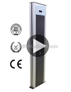 Door Frame Metal Detector,Single post Digital Walk through Metal Detector XLD-H