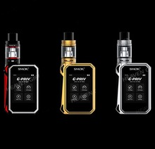 "2.4"" inch super touch screen 220W SMOK G-PRIV 220 With TFV8 Baby Starter Kit"