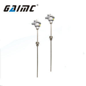 GPT Customized K type Armored gas thermocouple temperature sensor